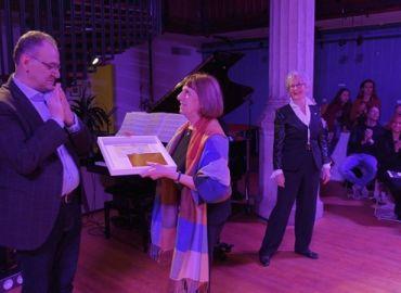 Remise du premier Prix Yvette Chauviré